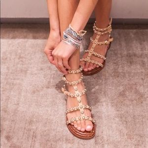 Sam Edelman gladiator sandals size 9